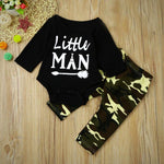 "CAMO OUTFIT ""Little Man"""