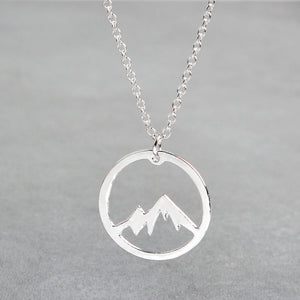 "Hiking gift ""Mountains are calling"""