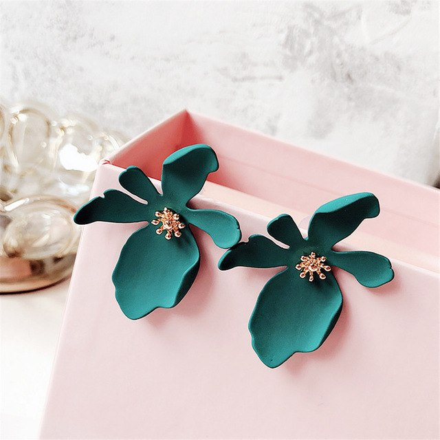 Florence Flower Stud Earrings🌸