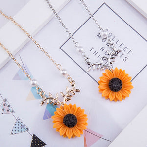 Sunflower Pendant by Sunflower Utopia™