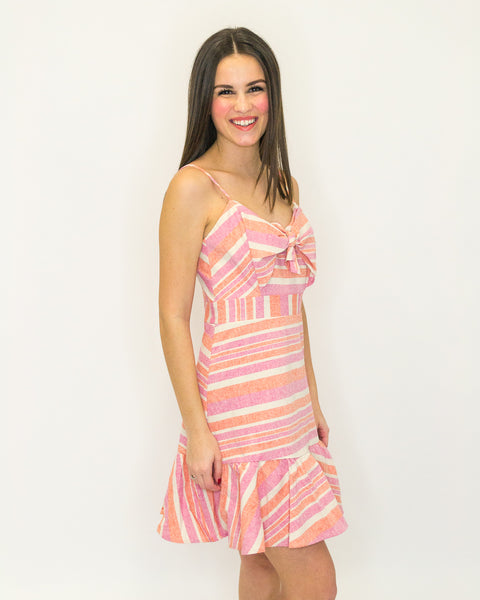 Stripe Dreams Dress