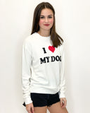 Sly Fox - I Love My Dog Pullover