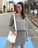 Falling for Stripes Top