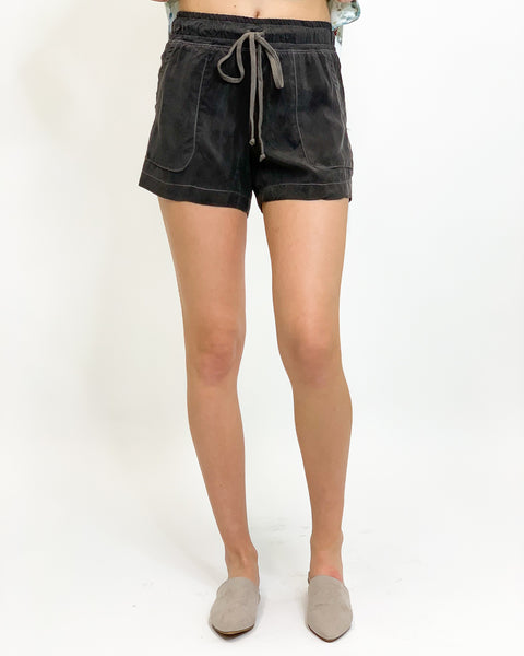 Hard Tail - Slouchy Shorts