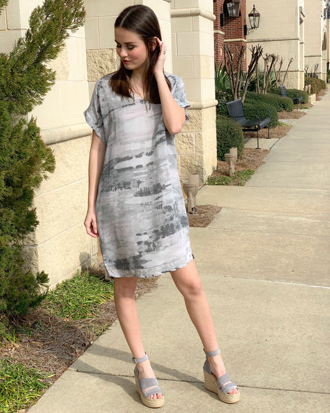 Hard Tail - Tie Dye Dress