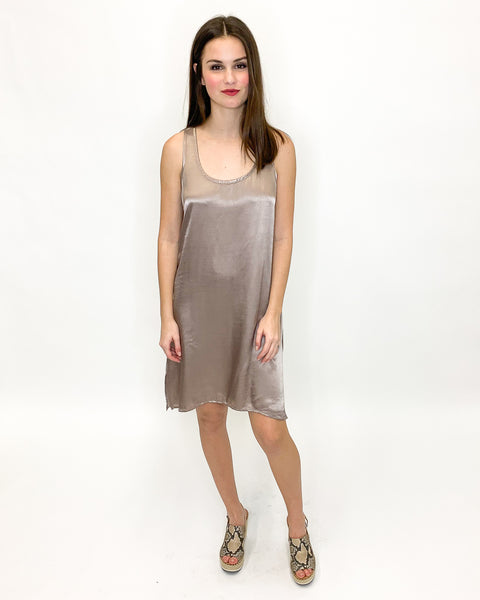 Hard Tail - Silky Tank Dress