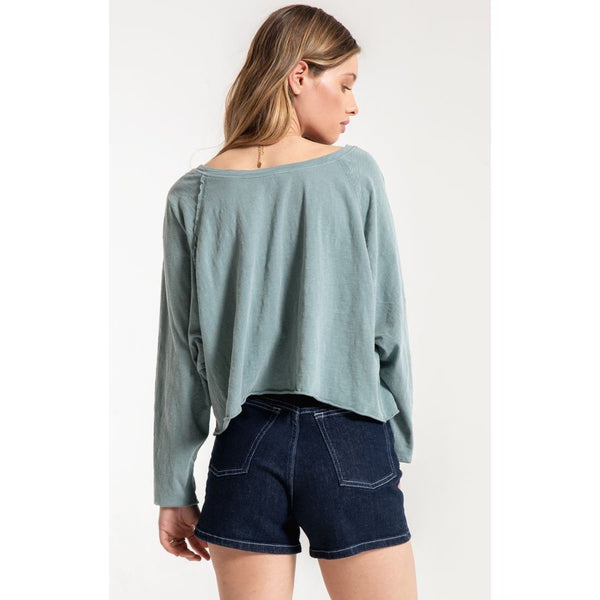 The Joey Top - Teal