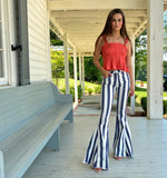 Float On Striped Flares