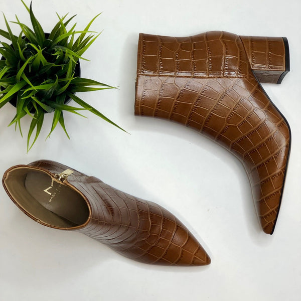 Marc Fisher Jarli in Brown Croco