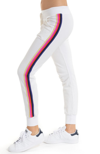 Sunset Stripe Joggers