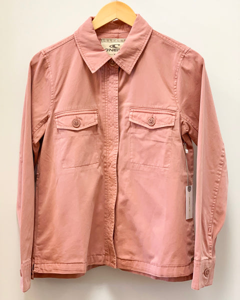 Pink Happy Thoughts jacket
