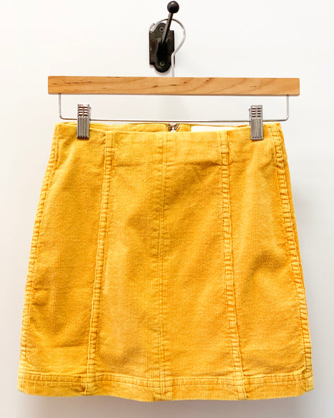 Mellow Yellow Skirt