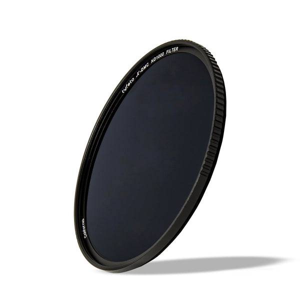 Tyfoto 10-Stop ND Filter | 16-Layer | SCHOTT B270 Glass | MRC Weather Resistance