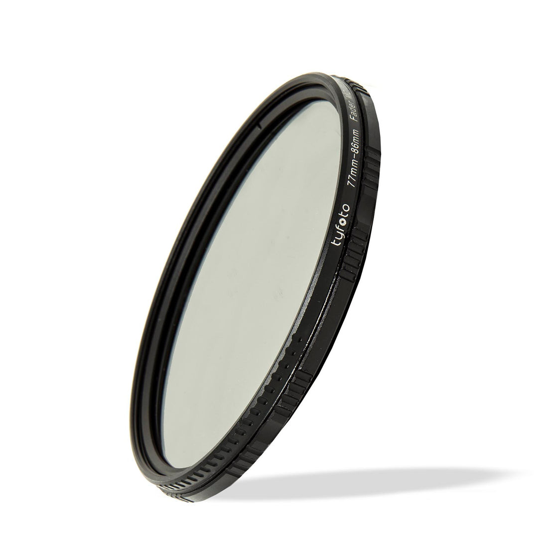 Variable ND Filter | ND2-ND400 | 16-Layer | SCHOTT B270 Glass - Tyfoto
