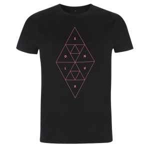 Diamond T-Shirt Black