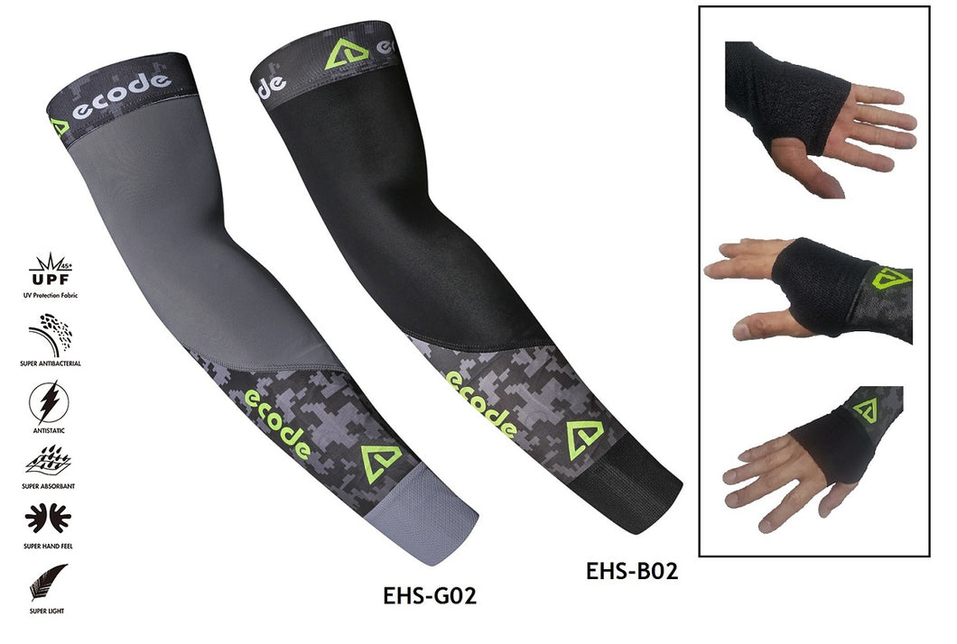 MICROSOFT UV PROTECT  Arm Sleeves (With Hand Cover)