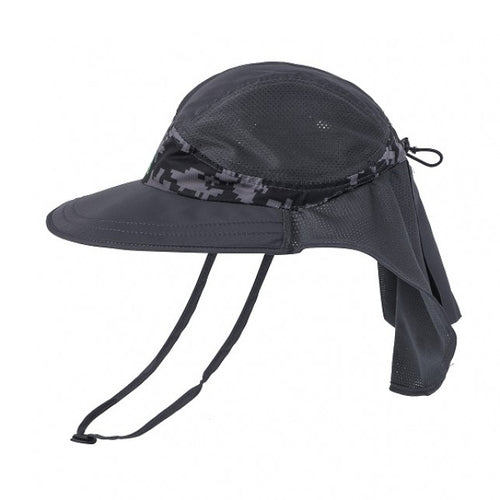 EJH-01 UV 50+ Sun Hat (Small Brim/Back Flap)