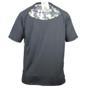 ECODE SHORT SLEEVE MICRO FABRIC TEE