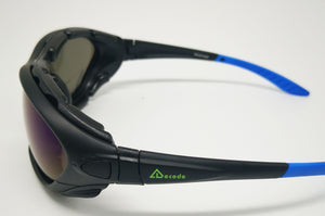 ESG-03 BLUE HD Polarized Sunglass