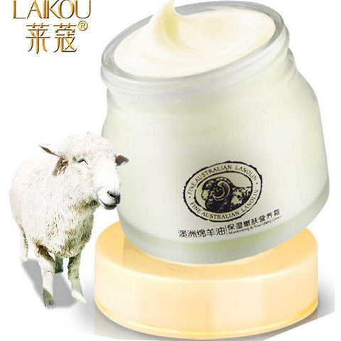 Australia Sheep Oil Lanolin Cream For Skin Whitening