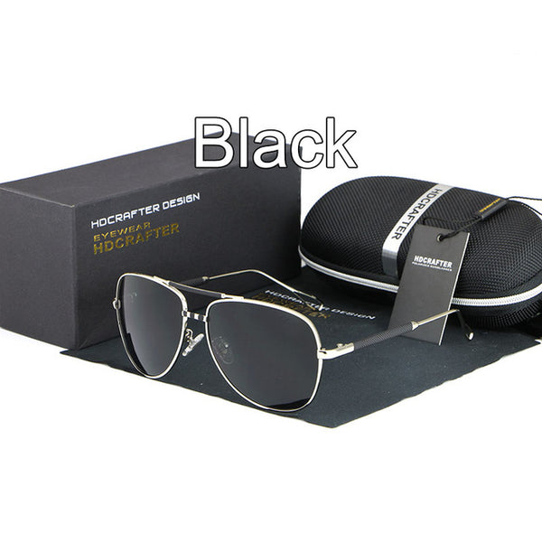 High Quality Brand New Polarized Sunglasses For Men