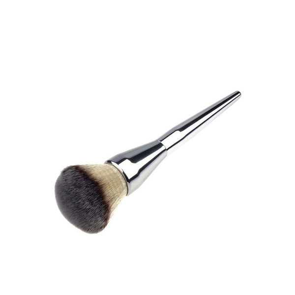 Aluminium Soft and Very Big Beauty Powder Brush