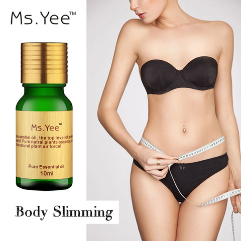 Natural Body Slimming Firming Essential Oil For Woman