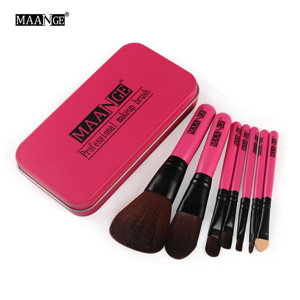 Professional Make Up Brush Kit For Eyes and Face