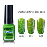 New Arrival Crackle Shatter Nail Polish Long Lasting