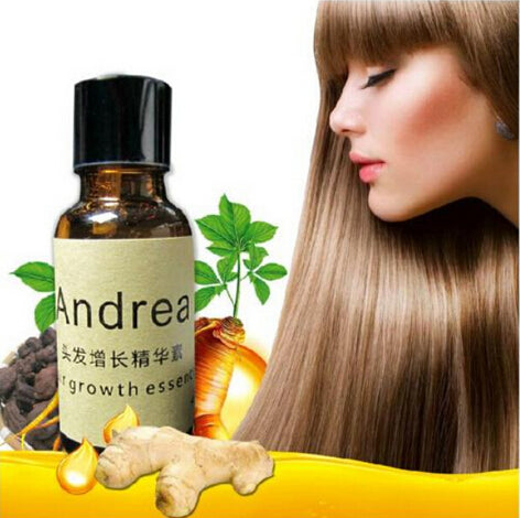 Hair Growth Andrea Natural Ginger Oil For Hair Growth