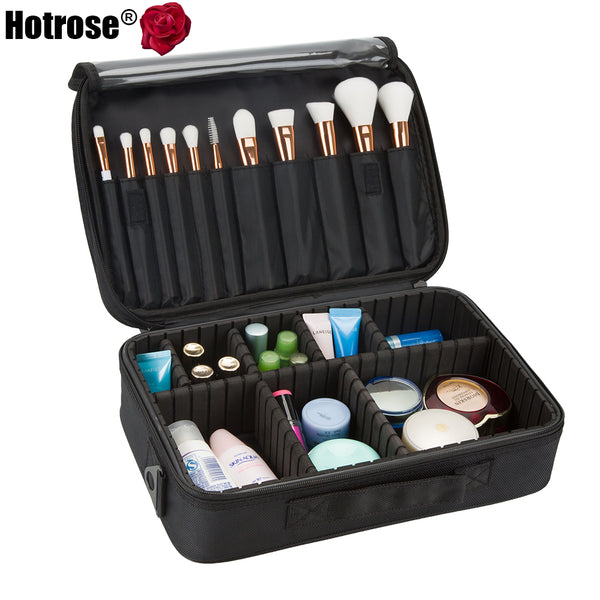 Hotrose Professional Makeup Brush Case 3