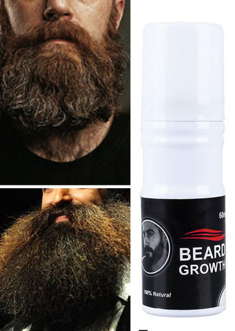 Men Beauty Hair Nutrition Facial Fast Beardboost Beard Pro Growth Spray