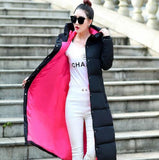New Cotton jacket Women Winter Jackets