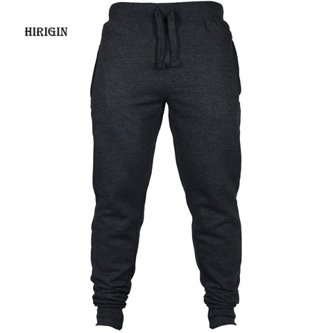 Brand Male Trousers Casual Pants