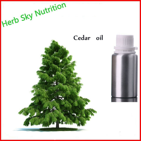 100% Pure DIY Natural Puddled Skin Care Plant Cedar Oil