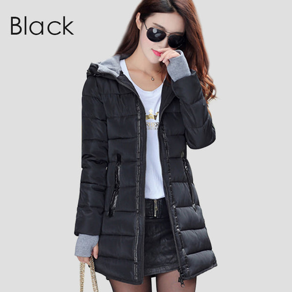 Warm Winter Jackets Women Fashion