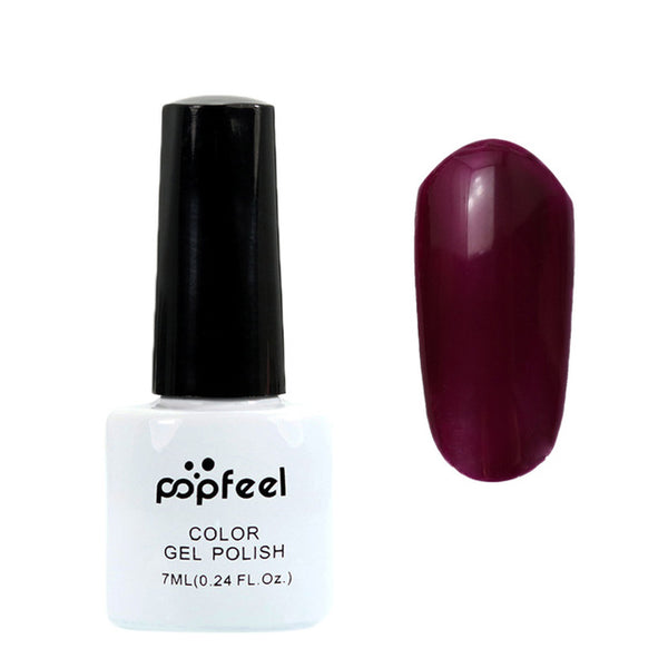 Popfeel Odorless and Long Lasting Gel Nail Polish
