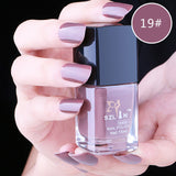 24 Colors Peel Off 6ml Nail Polish Gel Paint Waterproof