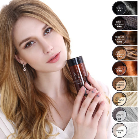 Makeup Puff 25g Toppik Hair Fiber Keratin Hair Styling Powder