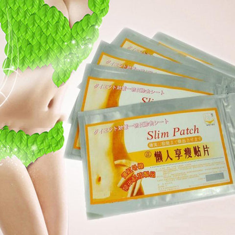 1 Pack Hot Selling Slim Patches To Burn Fat