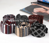 New Brand Snowflake Knit Ties For Men