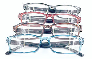Madison Clear Bifocals - All Colors