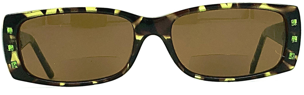 Jade Bifocal Sun Readers