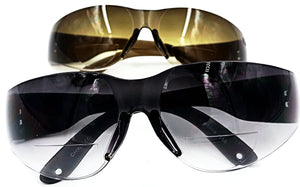 Redford Bifocal Sun Readers - All Styles