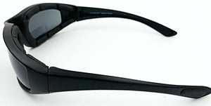 Hunter Bifocal Sun Readers - Side View