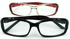 Isabella Clear Fashion Readers - All Colors