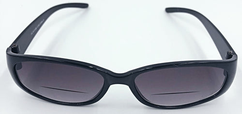 Mary Sue II Bifocal Sun Readers - Black