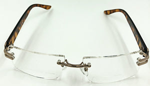 Chris Bifocals - Light Brown