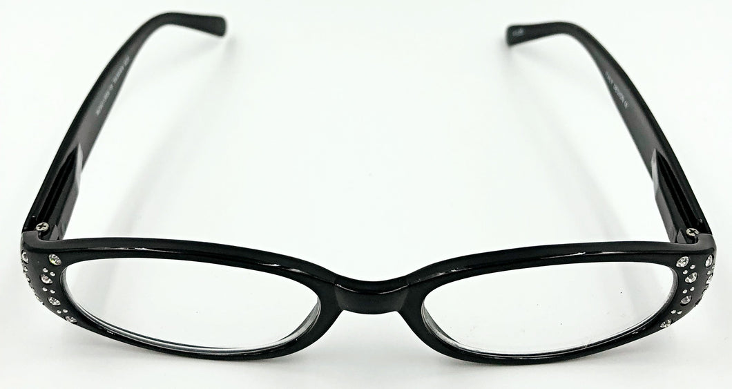 Mia Clear Fashion Readers - Black