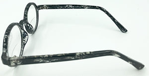 Robin Bifocals Black - Side View